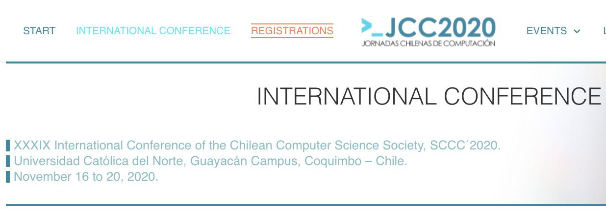 Double Impact of Pragmatics on JCC 2020